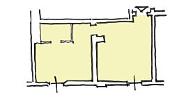 appartamento porto 15 tipologia C3